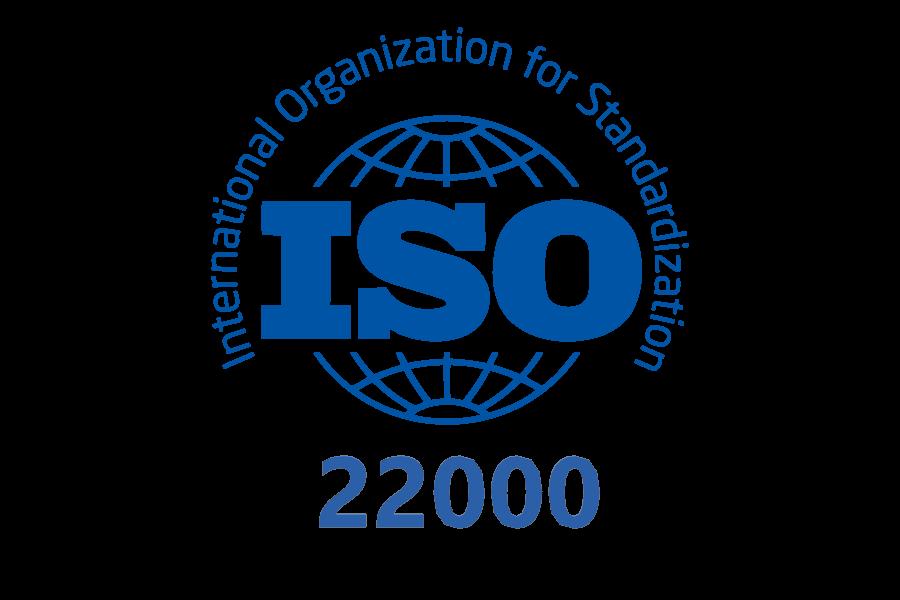 Сертификация Стандарта ISO 22000
