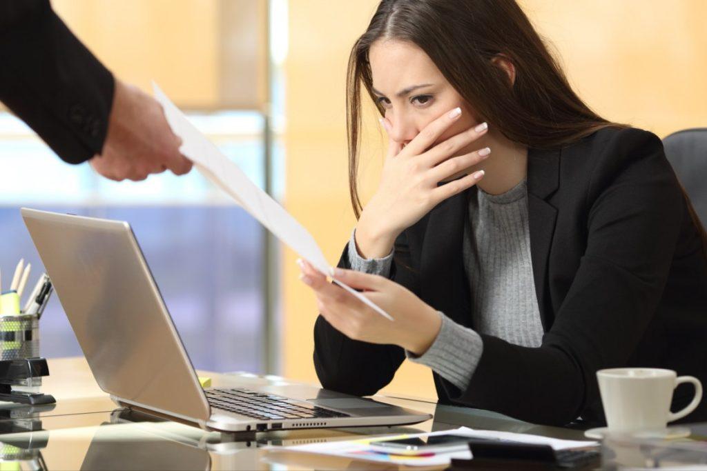 увольнение сотрудников ликвидация