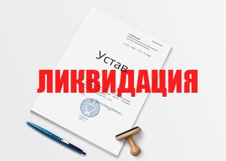 Заявление должника на ликвидацию